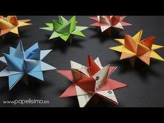 Decoración navideña a mano con materiales de reciclaje | Manualidades