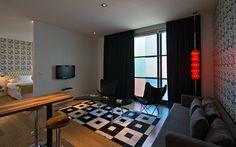 Vitrum Buenos Aires Hotel rooms: Superior Suite