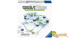 Ravensburger Gravitrax Starter Set Marble Run & STEM Toy For Kids Age 8 & Up - Endless Indoor Activity for Families Toys For Boys, Kids Toys, Toys R Us Canada, Toys Uk, Starter Set, Top Toys, Tracking System, Runes, Problem Solving