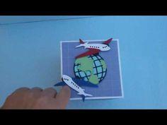 Travel explosion box - YouTube