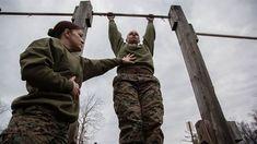 Zero to Twenty-plus: Marine develops program to improve pull-ups > The Official United States Marine Corps Public Website > News Display