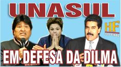 A UNASUL, Evo Morales e Maduro podem invadir o Brasil para defender o go...