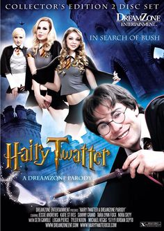 Harry Potter porn parody