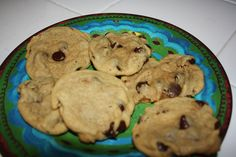 Softest Chocolate Chip Cookies Ever