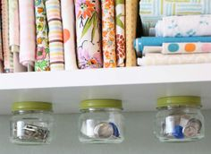 IHeart Organizing: DIY Storage: You Can Do It! - A plethora of terrific storage ideas!  So terrific, in fact, that I couldn't pick only one to pin!