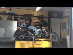 Harmonius Dyno Center - 2010 Road Glide Tune with Power Commander V