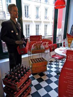 125 years of Coca-Cola, Rue la Boetie - Paris, June 2011