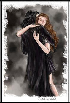 Severus-Hermione by ~perselus on deviantART