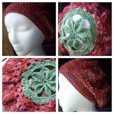 Aurora Slouchy Hat pdf Crochet pattern by cavendishclassiccraf, $3.99