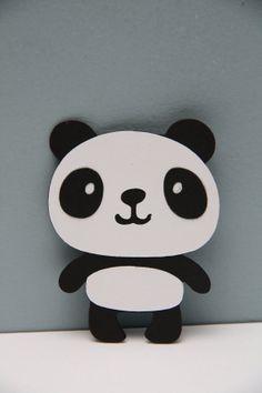 panda bear crafts | Panda Bear Crafts