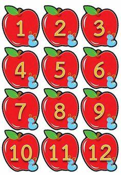 Classroom Labels- Owl *Back To School Rainbow Crafts Preschool, Numbers Preschool, Fall Preschool, Addition Activities, Preschool Activities, Montessori Math, Used Legos, Classroom Labels, Kindergarten Math Worksheets