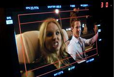 Kristen Bell and Jason Dohring. Dorks :)