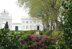 Sintra, classée à l'UNESCO - Blog Voyage Trace Ta Route www.trace-ta-route.com  http://www.trace-ta-route.com/week-end-lisbonne-sintra/  #portugal #sintra #jardins #garden