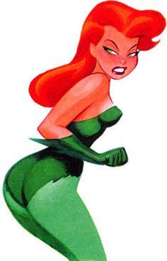Poison Ivy - Batman!