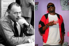 WILLIAM BUTLER YEATS/RUN-D.M.C. - the pairing you've been waiting for - 18 Famous Literary First Lines Perfectly Paired With Rap Lyrics | Mental Floss