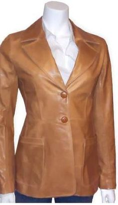 Jewels 'Sheryl' Leather Jacket