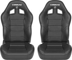 CORBEAU Baja XRS Reclining Suspension Seat Pair | Jeep Parts and Accessories | Quadratec