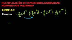 monomio por polinomio