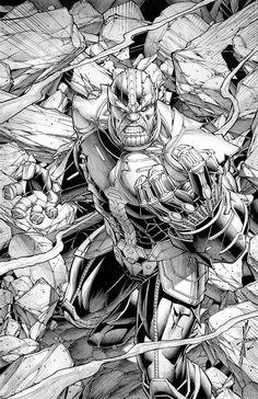 Dale Keown Thanos