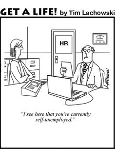 Job Search Funny Pages