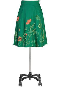 Plus Size Skirts, Petite Womens Clothing Womens Designer Skirts - Women's Black Skirt, White Skirt, Denim chambray Skirt, Long Skirt - | eShakti.com