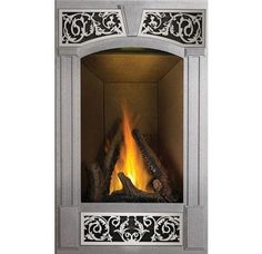 Hearth Sense A Series Natural Gas Arched Vent Free