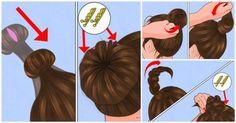 6 Ways to Make a Bun