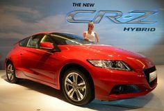 Honda CR Z facelift launched   RM119k RM123k Photo