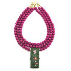 Elva Fields — Nailed It necklace