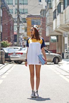 She goes for Asian cutesy style tumblr_mr3sa50xOw1s5g74po1_500.jpg 500×750 pixels