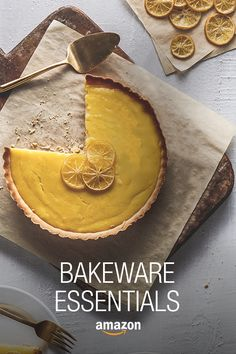 You never knew baking could look this good. Top bakeware essentials.