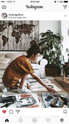 Artist Life, Artist At Work, Tableaux Vivants, Artist Aesthetic, My Art Studio, Art Hoe, Angel Art, Creative Studio, Art Studios