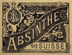 Nätet är fyllt med läcker Absint och absint tillbehör. Men jag blandar min personliga absinth med äkta tujon från malört - så otroligt god absint är i princip omöjlig att hitta.