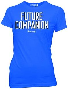 Doctor Who Future Companion Previews Exclusive T-Shirt