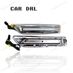 Car Styling auto Accessories Fog Lamp LED DRL Daytime Running Light for T/oyota R/AV4 DRL 2014-2015