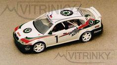 Model od firmy FALM, resinový model 1:43 ŠKODA OCTAVIA Kit Car r.1997 předváděcí vůz