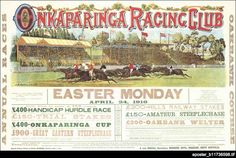 Onkaparinga Racing Club (now Oakbank Racing Club) Easter Carnival in 1916