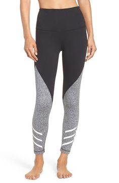 Zella Arrow High Waist Leggings available at #Nordstrom $65.00