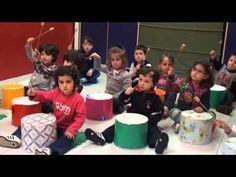 Taller Infantil de musica y movimiento Escuela de musica Albeniz Mayo 2015 - YouTube