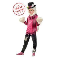Disfraz de Gatita Callejera Michi para Niña #Animales #Infantiles