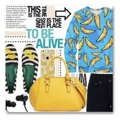 Street Style by black-fashion83 on Polyvore featuring polyvore, fashion, style, rag & bone, Blue Bird, Forever 21, Monster, Hush, clothing, stylemoi and fallloafers