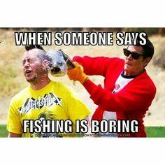 Kayak Fishing Tips Funny Fishing Memes sure to make your friends laugh. Funny Fishing Memes, Fishing Quotes, Fishing Humor, Fishing Stuff, Fly Fishing, Fishing Tackle, Fishing Guide, Fishing Yachts, Tuna Fishing
