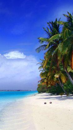 Paradise Beach, Maldives