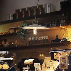 Historické svietidlo BROOKLYN s priemerom tienidla Brooklyn, Lamp Light, Lighting, Lights, Lightning