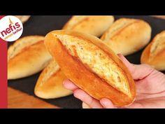 Evde Ekmek Yapımı (videolu) – Nefis Yemek Tarifleri Fruit Smoothies, Smoothie Recipes, Scones, Bread Recipes, Cake Recipes, Salmon And Asparagus, Pita, Angel Food Cake, Crunches