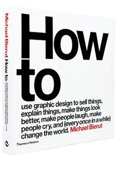 Michael Beirut | How to… | Thames & Hudson | typetoken®