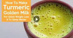 Turmeric milk or golden milk is an ancient Ayurvedic remedy for sore throats. Locally called haldi doodh in India, this drink also has a lot of other health benefits.
