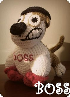 Amigurumi perro Teddy Bear, Dogs, Fiesta Party, Animales, Hipster Stuff, Diy, Amigurumi, Teddybear