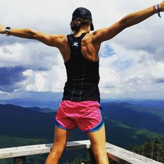 #running #tribesports #ownyourmarks #fitness #runners  That awesome feeling when you make it to the top #zeroathletic #dare2tri #hiking #wohelocamp #ccusa #summercamp #campamerica #outsideisfree #trailchicks #aimhigher #oldspeck #ontopoftheworld #flying by sarahmenlove_kiwi_triathlete http://ift.tt/1hjZrhx