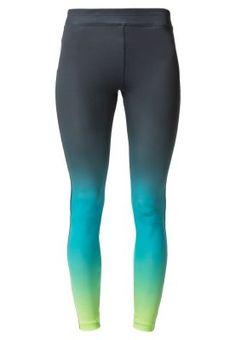 Sport-Tights für mehr Komfort beim Joggen und im Fitnessstudio. Even&Odd active Tights - turquoise für 27,95 € (20.12.15) versandkostenfrei bei Zalando bestellen.